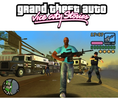 Trucos de Armas y Vehículos de GTA: Vice City Stories para PSP